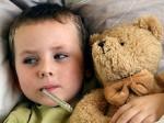 Symptome - Fieber und Fieberkrämpfe